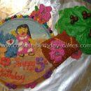 Lilo and Stitch Child Birthday Cake Idea