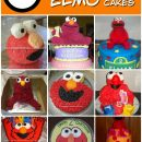 Coolest Elmo Cake Ideas