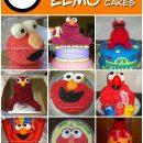 Coolest Elmo Cake Ideas