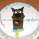 Coolest Kids Birthday Cake Ideas for Scooby Doo Cake