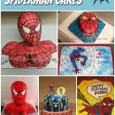 Coolest Spiderman Cake Ideas