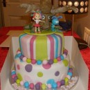 Coolest Everything's Rosie Birthday Cake