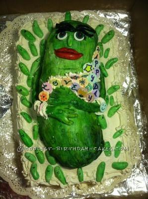 Coolest Big Pickle Cake