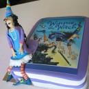Original Winnie the Witch Birthday Cake