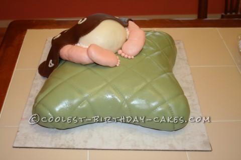 Cutest Baby Bum Cake Ever!