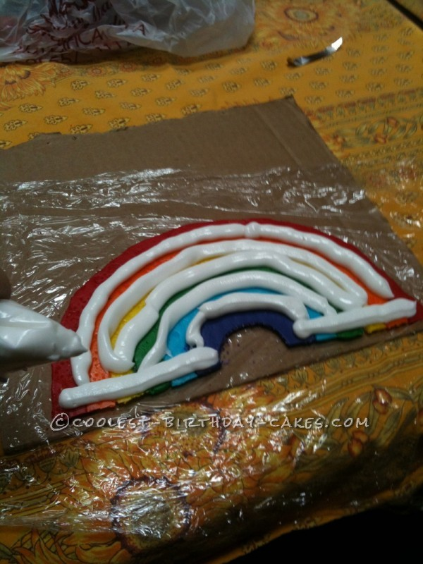 Rainbow glue