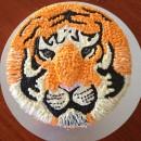 Awesome Bengal Tiger Cake