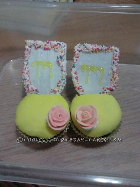 Coolest High Heel Cupcake Shoes Fit for a Princess