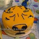 Original Tiger Cake