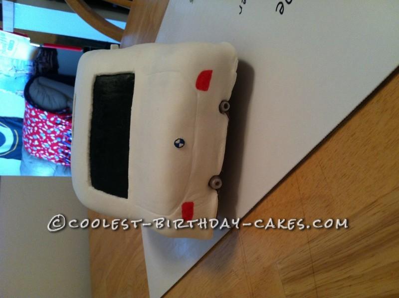 Coolest Dream Car Cake