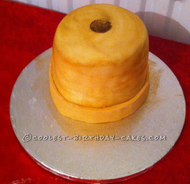 Coolest Flowerpot Cake