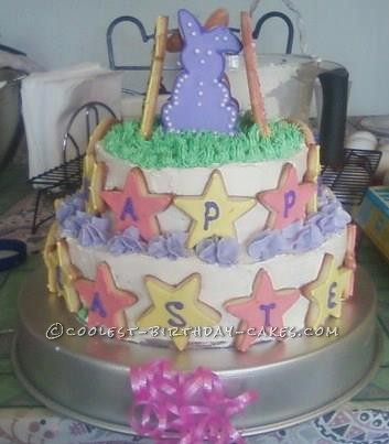 Cool Easter Cake