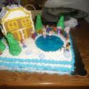 Coolest Family Guy Birthday Cake