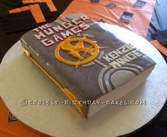 Cake Topper Hunger Games