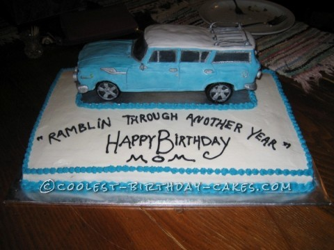 Awesome Rambler Cake