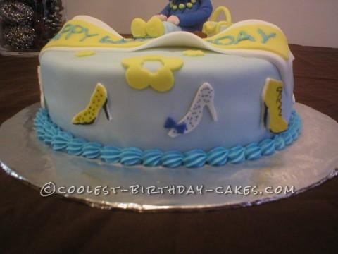 60h Birthday Cake