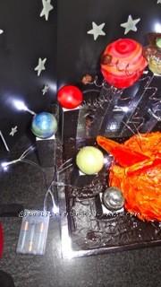 3d solar system birthday cake - photo #10