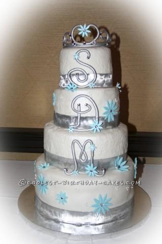 Cool Sweet 16 Cake