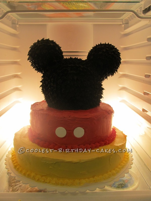 Super 150 Coolest Homemade Mickey Mouse Cakes For Birthday Girls And Boys Personalised Birthday Cards Veneteletsinfo