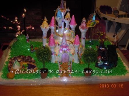 Cake Decorating Classes Folsom Ca : Castlemania Cake for the