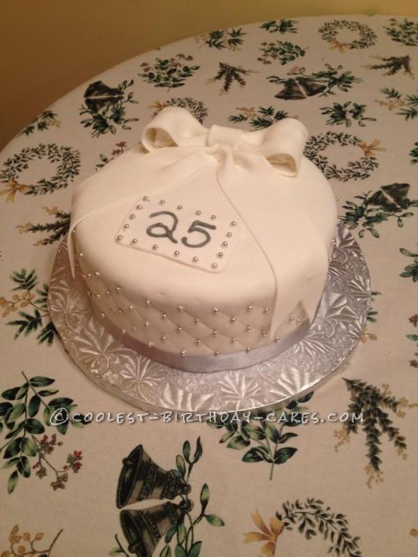Tremendous Homemade 25Th Anniversary Cake Funny Birthday Cards Online Necthendildamsfinfo