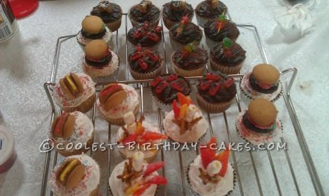 BBQ Cupcakes