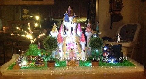 """Castlemania Cake for the """"Hard-to-Please"""" Princess"""