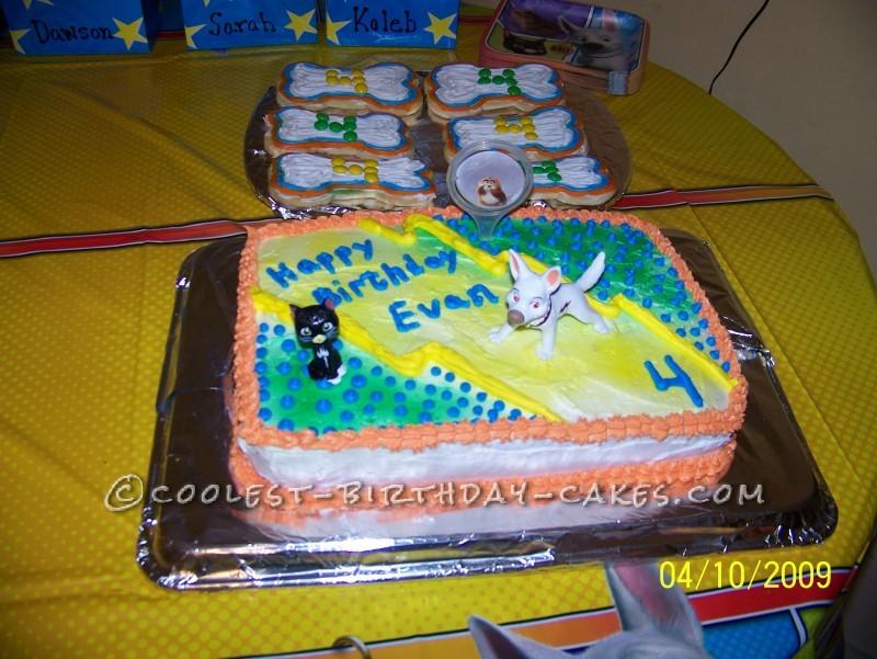 Coolest Bolt Cake