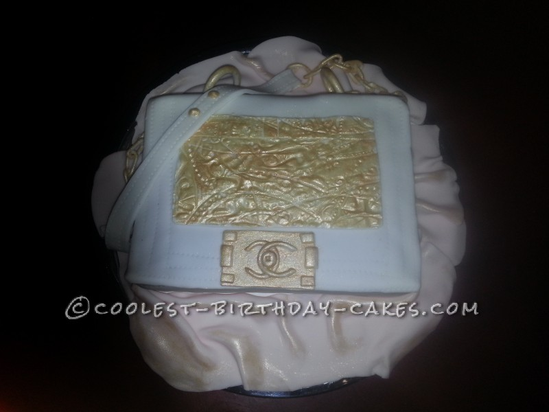 Coolest Chanel 2013 Purse Cake