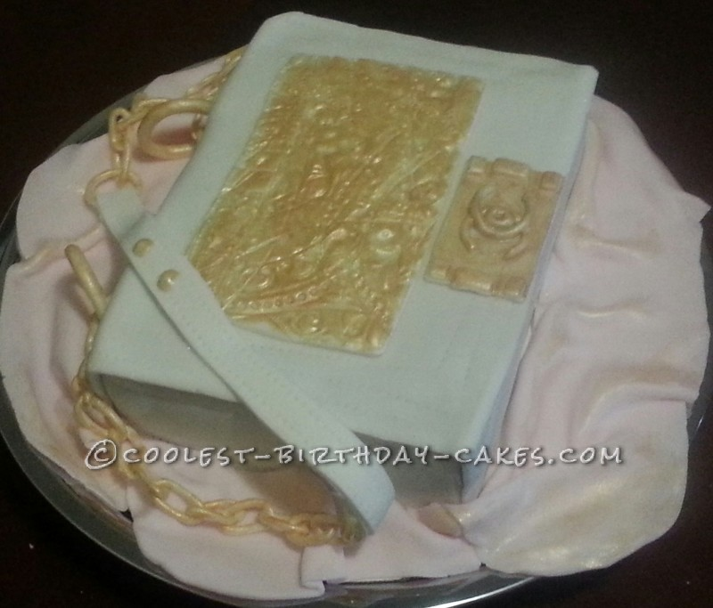 Coolest Chanel 2013 Purse Cake