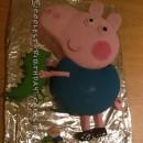 Coolest George Pig Birthday Cake