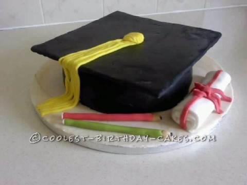 Best Graduation Celebration Cake Ideas And Designs