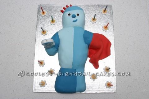 Coolest Iggle Piggle Cake