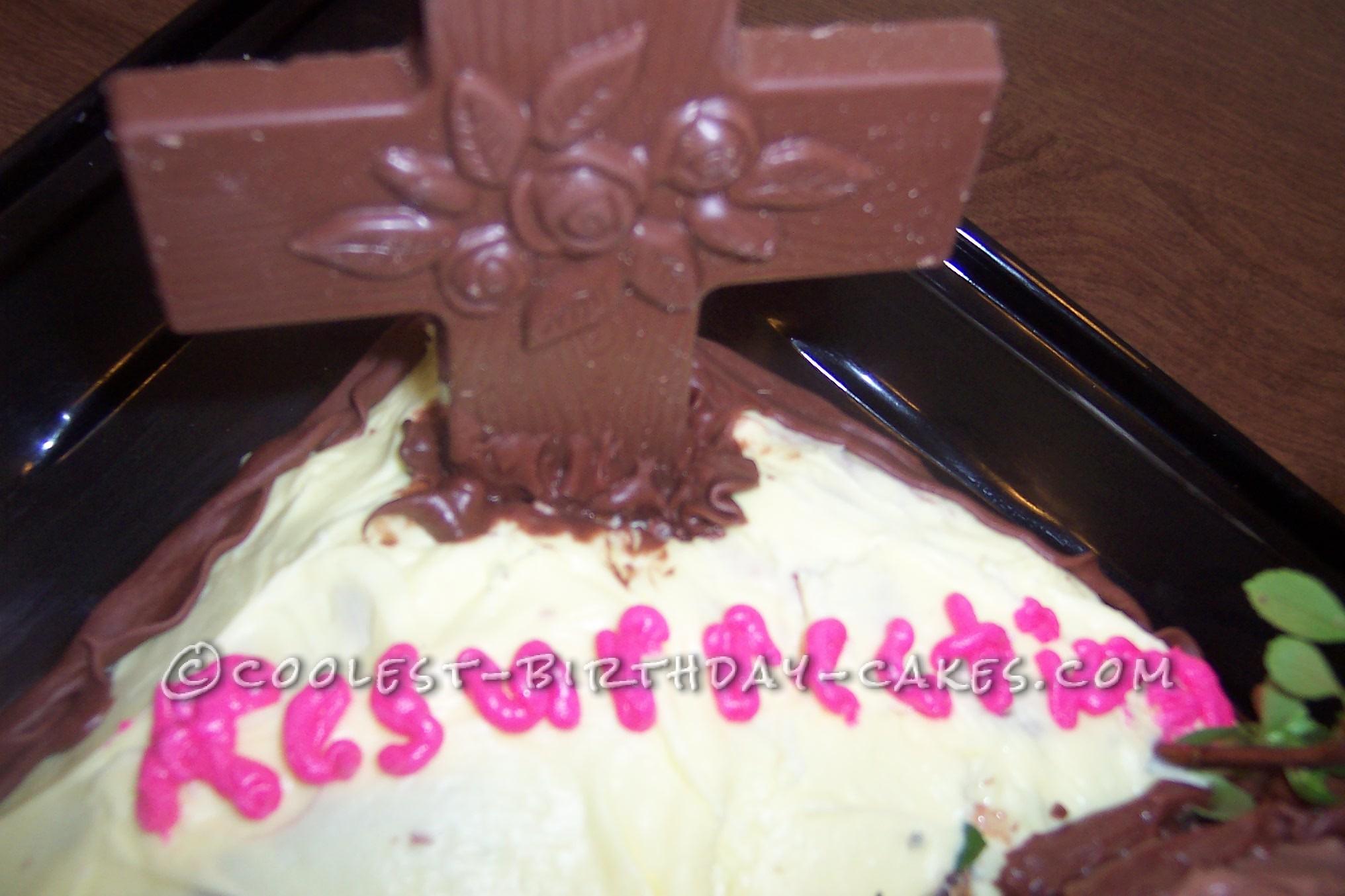 Coolest Resurrection Life Easter Cake