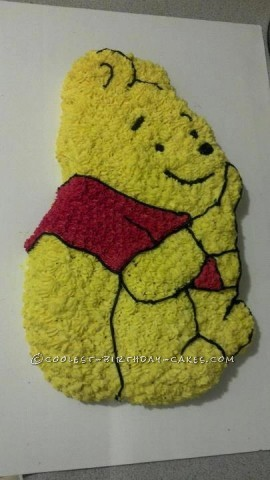 Coolest Winnie the Pooh Cake
