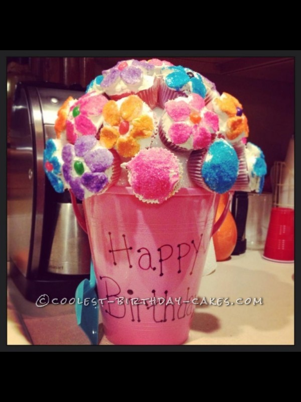 Coolest Cupcake Bouquet