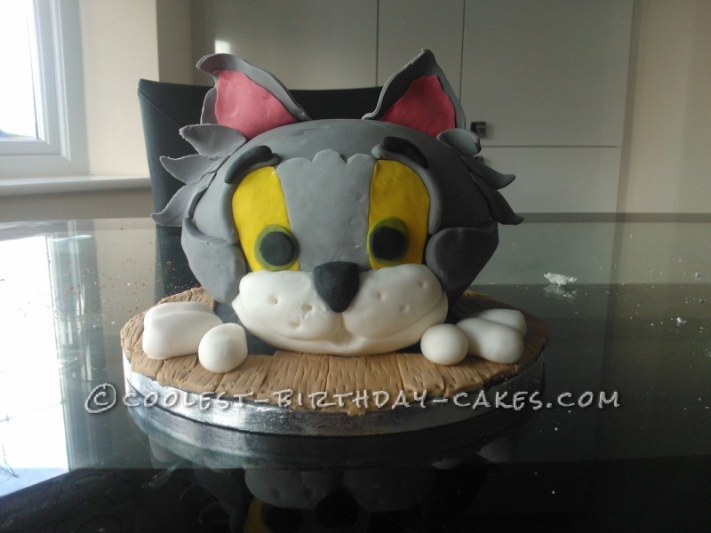 Fabulous Tom cake