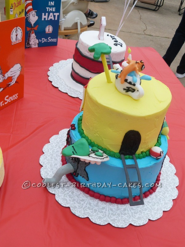 Smashed Cake Clipart : circus themed kids birthday party