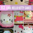 Cool and Easy Hello Kitty Birthday Cake Ideas
