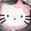 Hello Kitty Birthday Cake Ideas