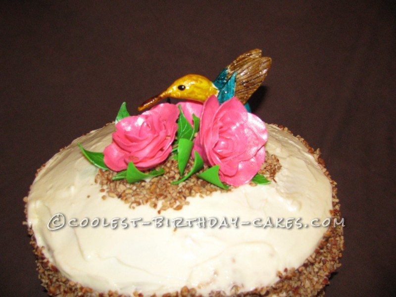 Coolest Hummingbird Cake