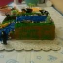 Coolest Diego Jungle Cake