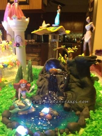 Castlemania Cake for the