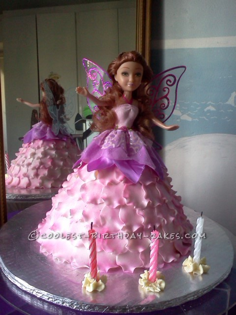 Princess Raaina Fairy Cake