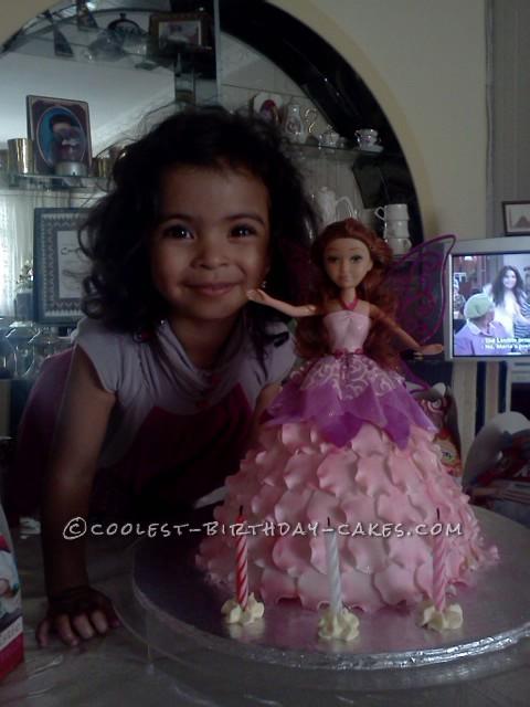 Princess Raaina Fairy Cake