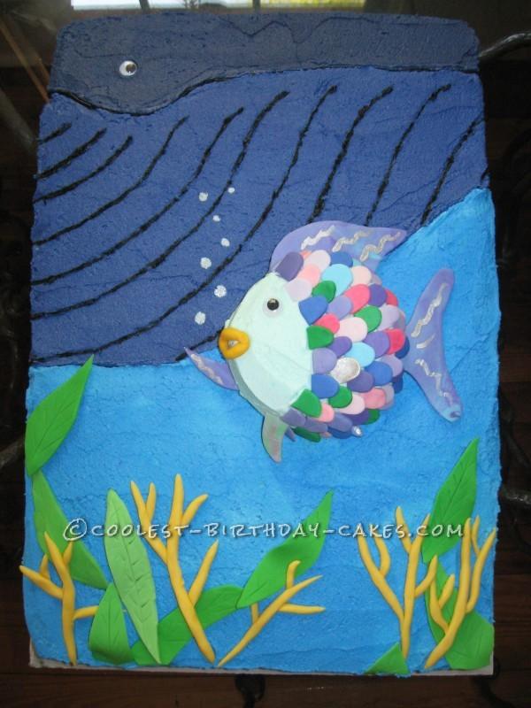 Rainbow Fish Blue Fish Rainbow Fish And The Big Blue