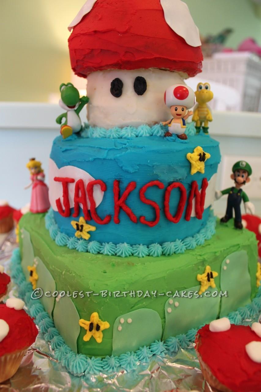add the mini cupcakes