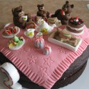 Bear Cake Ideas