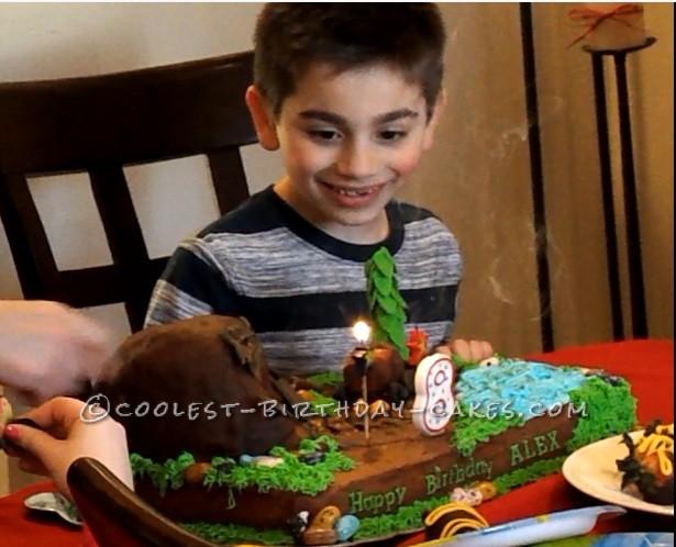 Alex's 8th Birthday