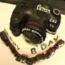 Coolest Canon EOS 5D Mark 111 Camera Cake